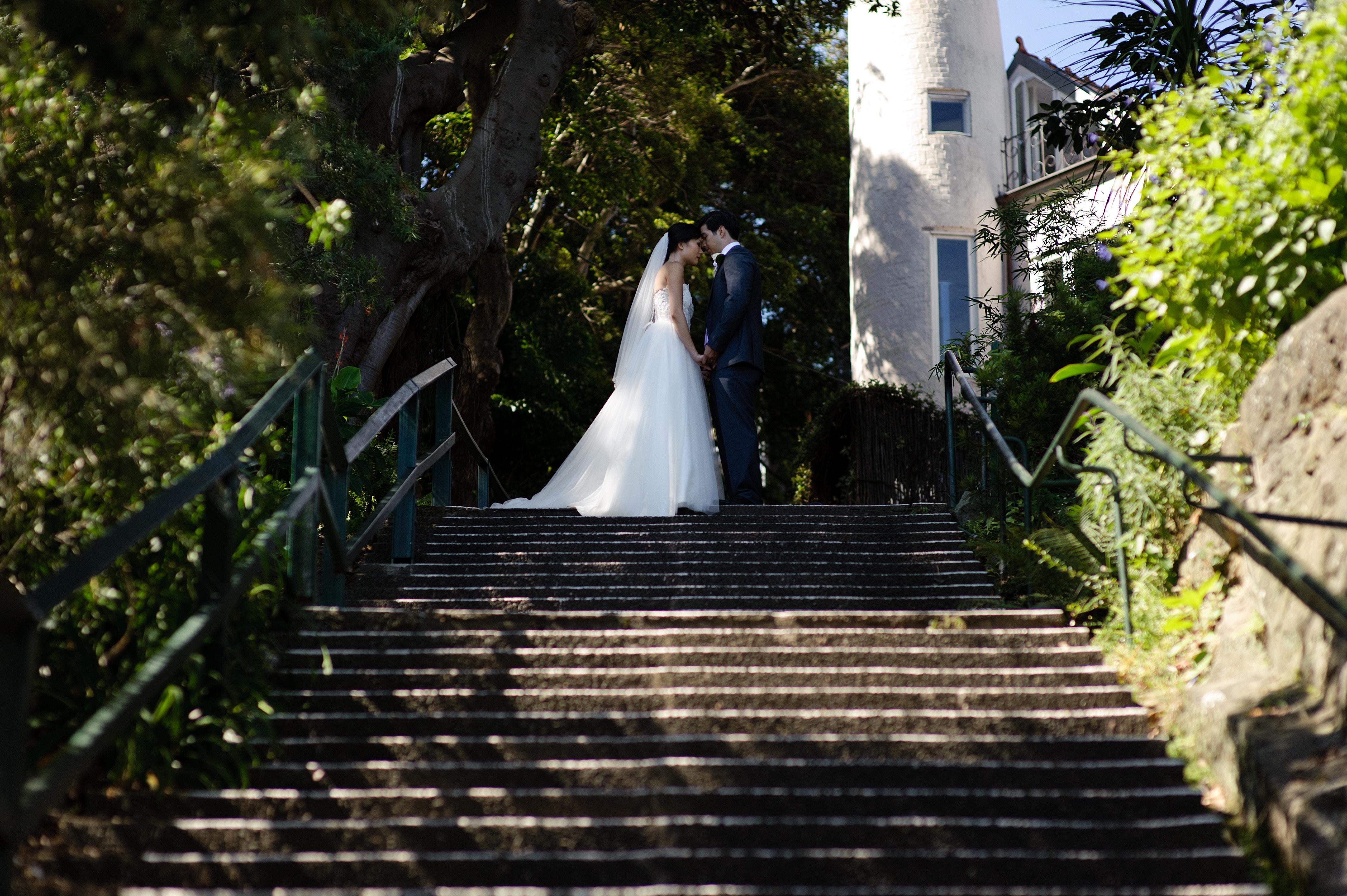 טקס חתונה ריבוני בקיבוץ משעול