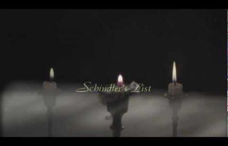 אור השבת הנעלם- סצנת הפתיחה של 'רשימת שינדלר'