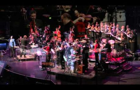 Kiddush Blues by the Klezmer Company Orchestra