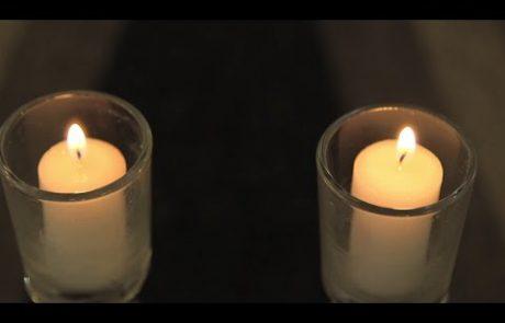 הדלקת נרות שבת- מדריך למתחילים באנגלית (וידאו וטקסט)