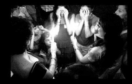 השיר 'נרות שבת' (קול וטקסט)