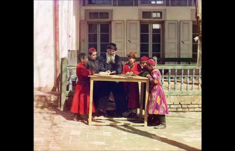 הבדלה בנוסח יהודי בוכרה (וידאו)