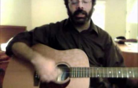 Rabbi Menachem Creditor: An Original Melody for Yedid Nefesh