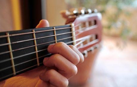 Guitar Chords for Ben Zion Shenker's Popular Eishet Chayil Melody
