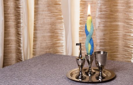 Orthodox Ashkenazi Havdalah Ceremony (Audio & Text)