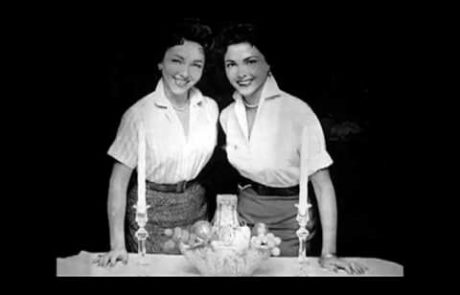 The Barry Sisters: A Yiddish Swing Eishet Chayil