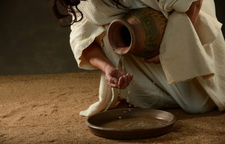 The Origins of Ritual Hand-Washing In Jewish Thought